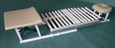 Оборудование для аутогравитационного вытяжения позвоночника